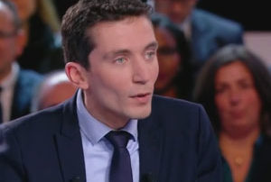 Julien Sanchez sur France 2