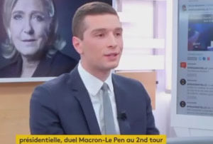 Jordan Bardella sur France Info TV